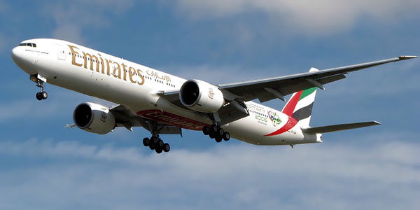 Emirates Awarded World S Best Airline